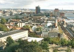 Jugendherberge Hamburg Auf dem Stintfang - Hostel - Hamburg - Pemandangan luar