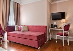 Infinity Hotel Roma - Roma - Kamar Tidur