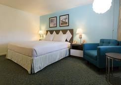 Kings Inn San Diego - San Diego - Kamar Tidur