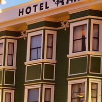 Hotel Boheme Hotel Front