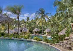 Jardín del Edén Boutique Hotel - Adults Only - Tamarindo - Kolam