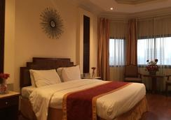 Bahrain Carlton Hotel - Al-Manamah - Kamar Tidur
