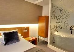 Hotel Carlton - Bilbao - Kamar Tidur