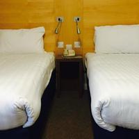 Belgrave Hotel Guestroom View