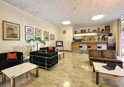 Hotel Miramare Et De La Ville - Rimini - Ruang tamu