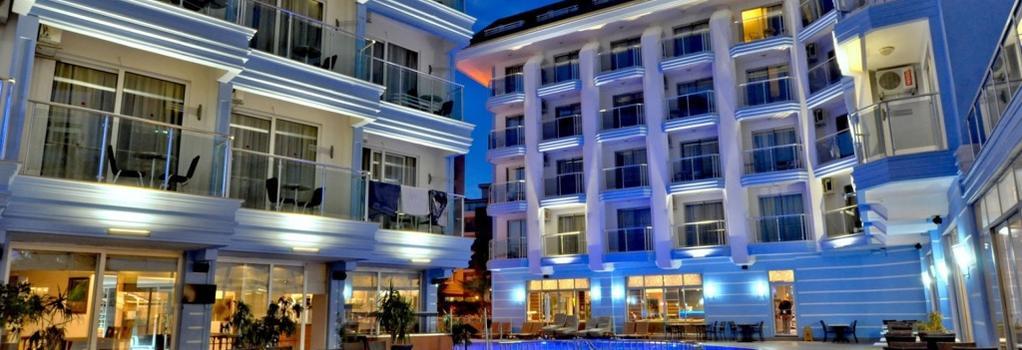 Sultan Sipahi Resort Hotel - Alanya - Building