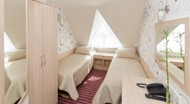 Sky Hotel - Saint Petersburg - Bedroom