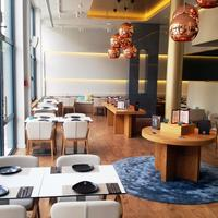 Hotel Medium Sitges Park Restaurant