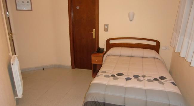 Hostal Sans - Barcelona - Bedroom