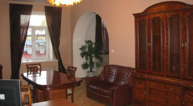 Marusya Hostel - Saint Petersburg - Living room