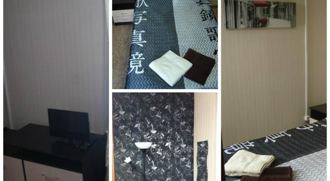 Hostel Mansarda - Saint Petersburg - Bedroom