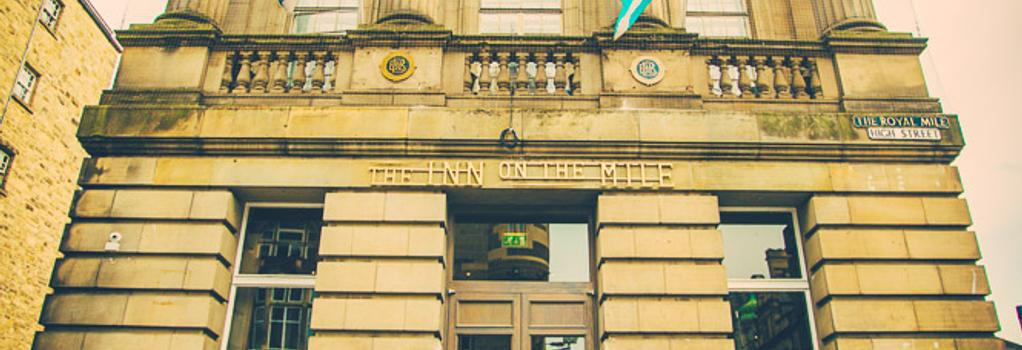 The Inn On The Mile - Edinburgh - Building