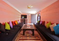 Riad Dar Radya - Marrakesh - Ruang tamu
