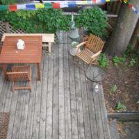 Gîte Urbain La Lanterne Terrace/Patio