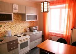 Matershka City Hostel - Krasnoyarsk - Dapur