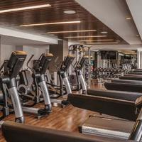 Hyatt Regency Houston Galleria Fitness Facility
