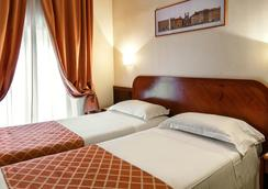 Hotel Smeraldo - Roma - Kamar Tidur