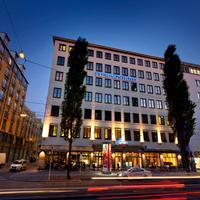Fleming's Hotel München-City Außenansicht