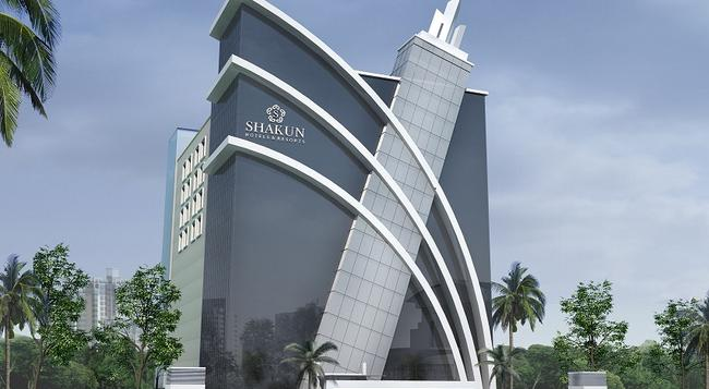 Shakun Hotels And Resorts - Jaipur - Building