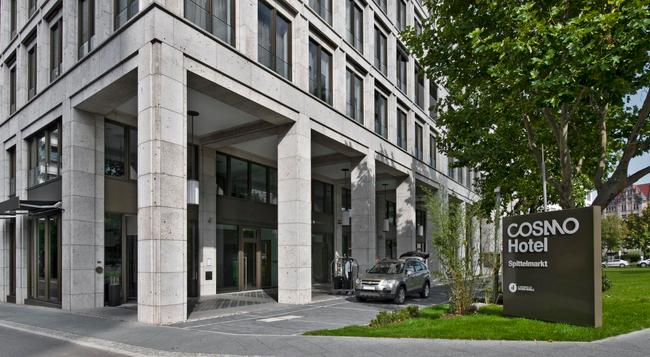 Cosmo Hotel Berlin Mitte - Berlin - Building