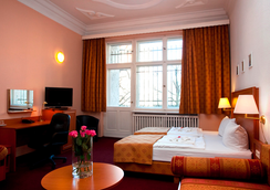 Hotel Aster - Berlin - Kamar Tidur