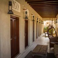 Xva Art Hotel Hallway