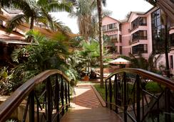 Wasini Luxury Suites - Nairobi - Pemandangan luar