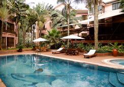 Wasini Luxury Suites - Nairobi - Kolam
