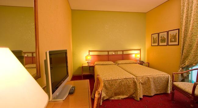 Laurentia Hotel - Rome - Bedroom