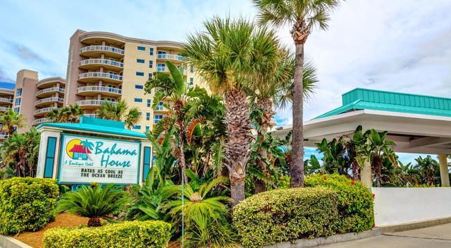 Bahama House - Daytona Beach - Building
