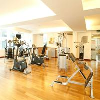 A BEST Seri Bukit Ceylon Serviced Residence Fitness Facility