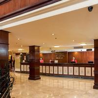 Bayview Park Hotel Manila Reception
