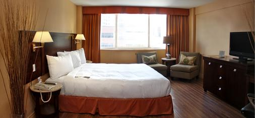 Hotel Espresso Montreal Downtown - Montreal - Kamar Tidur