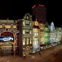 Bally's Atlantic City Exterior
