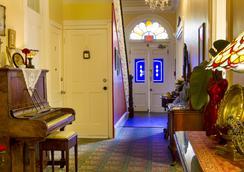 Marrero's Guest Mansion - Key West - Lobi