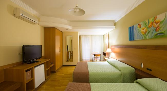 Recanto Cataratas Thermas Resort And Convention - Foz do Iguaçu - Bedroom
