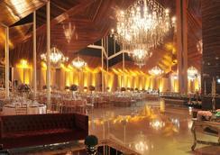 Recanto Cataratas Thermas Resort And Convention - Foz do Iguaçu - Restoran