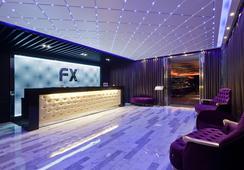 Fx Hotel Taipei Nanjing East Road - Kota Taipei - Lobi