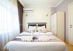 Bright Apart Hotel - Istanbul - Kamar Tidur