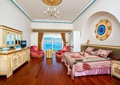 Salmakis Resort & Spa - Bodrum - Kamar Tidur