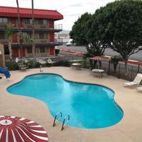 Travelers Inn Outdoor Pool