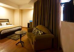 Hotel Aura, Igi Airport - New Delhi - Kamar Tidur
