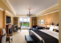 Oak Bay Beach Hotel - Victoria - Kamar Tidur