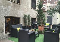 Hotel Carrobbio - Milan - Lobi