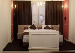 City Life Hotel - Moskwa - Kamar Tidur