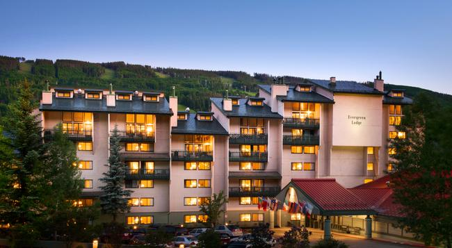 Evergreen Lodge - Vail - Building