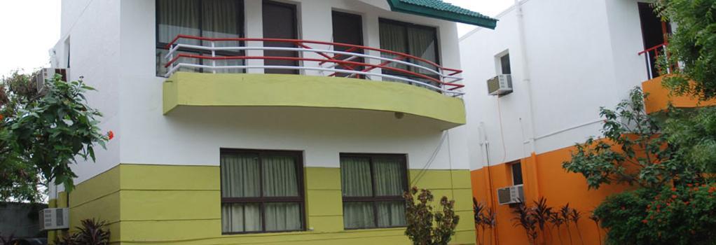 Fabhotel Beach Park Resort - Chennai - Building