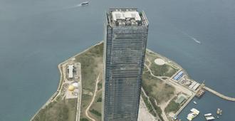 The Ritz-Carlton Hong Kong - Hong Kong - Bangunan