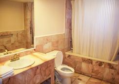 Hotel Posada del Sol Inn - Torreon - Kamar Mandi