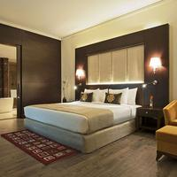 Radisson Blu Plaza Hotel Mysore Living Area